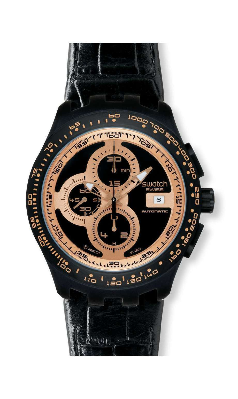 Swatch - RIGHT TRACK SUNSET - 1