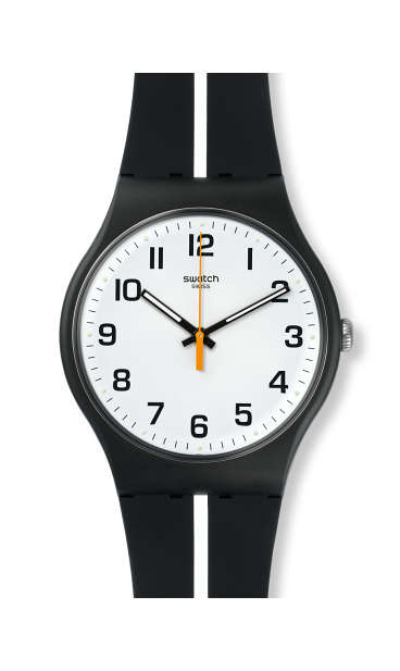 SWATCH BELLAMY WHITE LINE