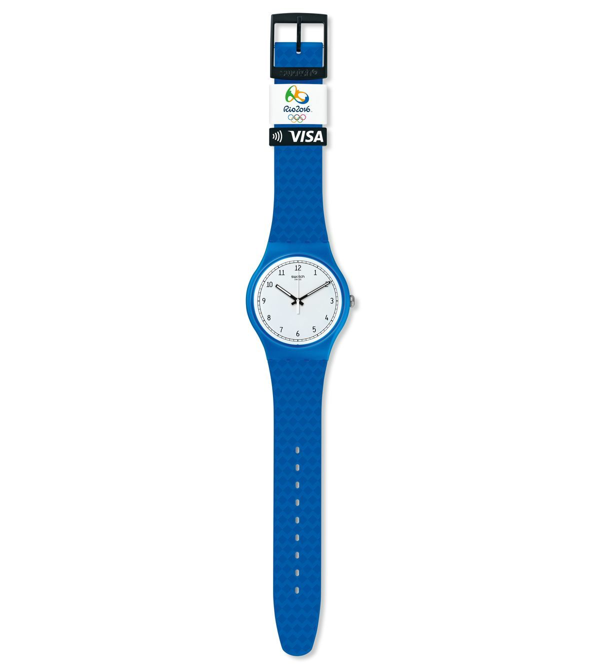 SWATCH BELLAMY SKY BLUE - SVIS100-1100