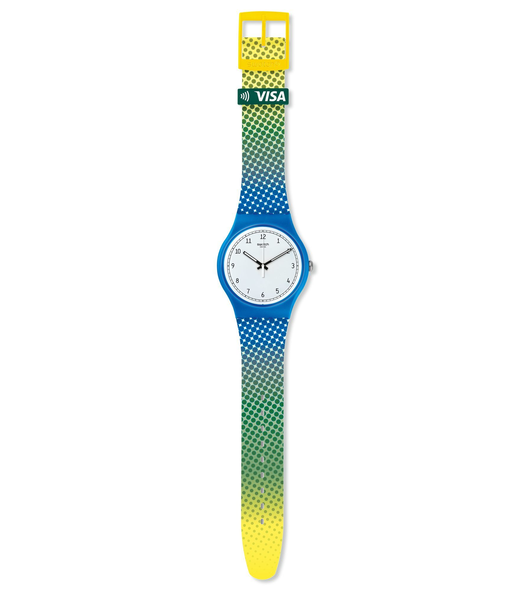 SWATCH BELLAMY SAMBA