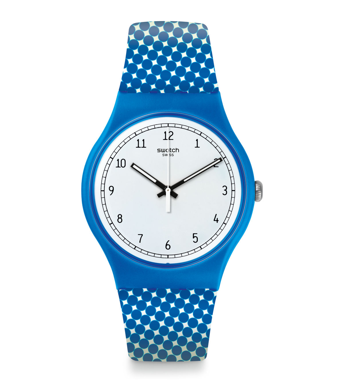 SWATCH BELLAMY SAMBA - SVIS100-1101
