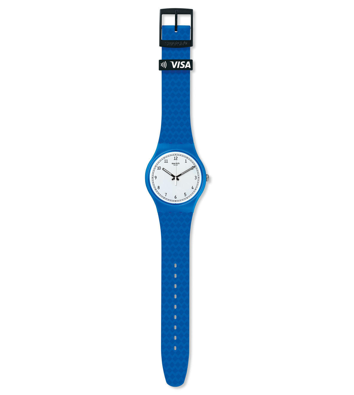 SWATCH BELLAMY SKY BLUE - SVIS100-5000