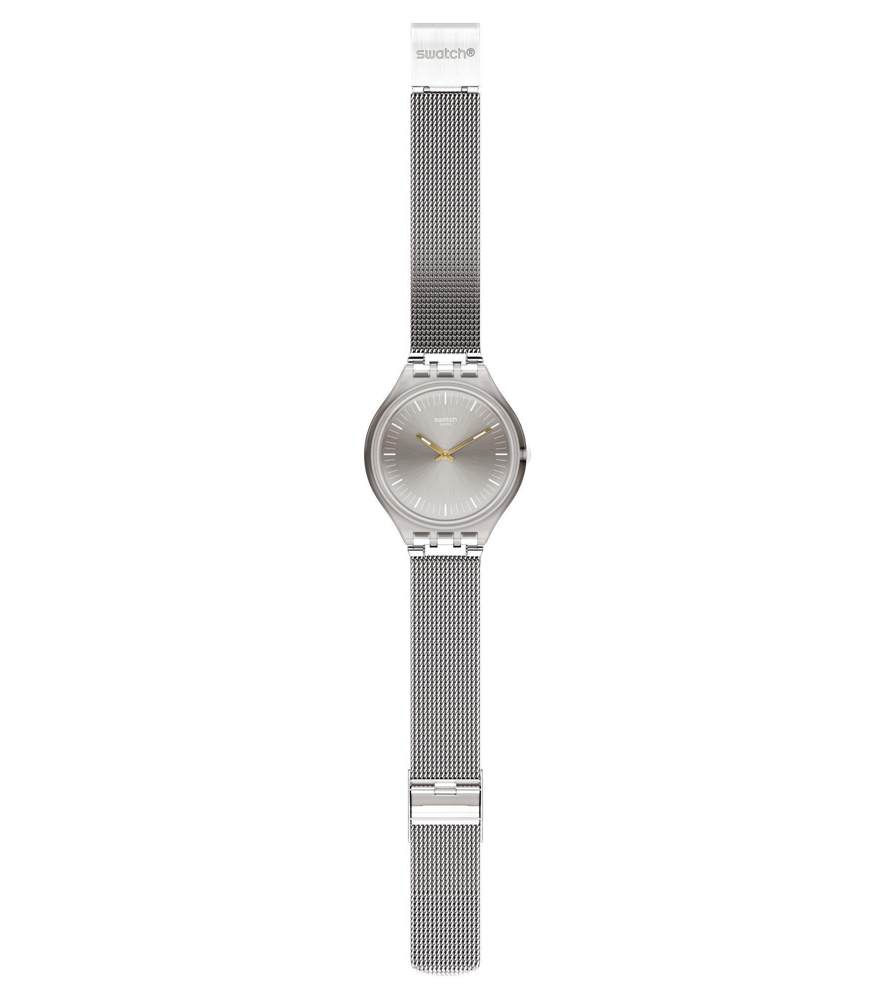 20418dac86 Swatch® 日本 - Regular (Ø 36.8 MM) SKINMESH SVOM100M