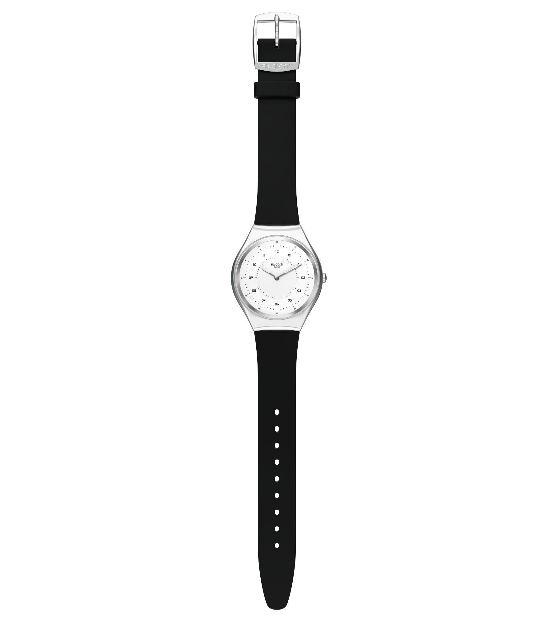 nuevo producto a874c e1ca7 Swatch® España - Irony (Ø 38 MM) SKINNOIRIRON SYXS100