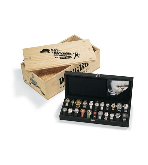 JAMES BOND VILLAINS SET