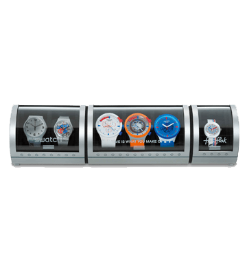 SWATCH SPACE COLLECTION EXCLUSIVE SET