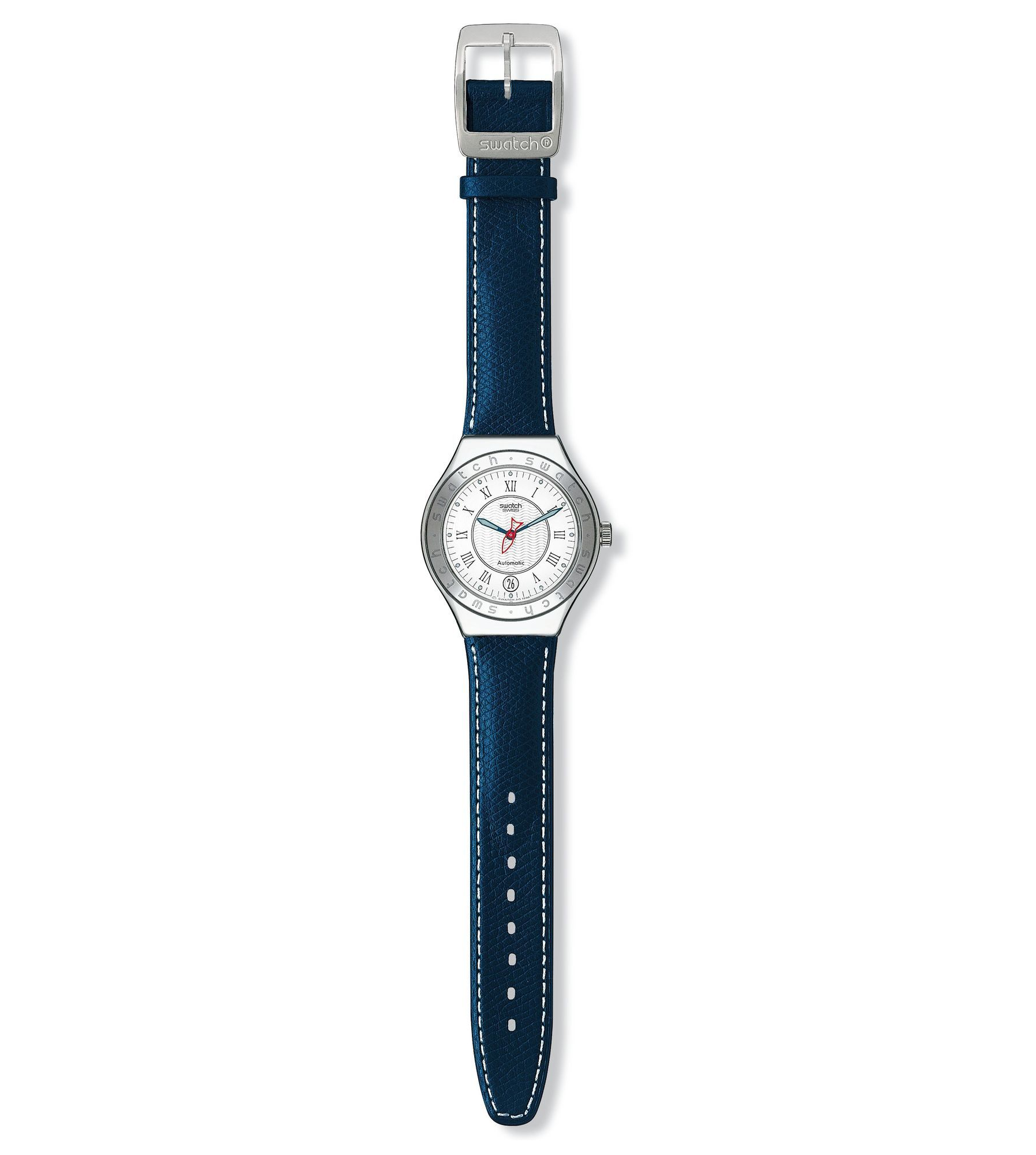 Poisson rouge yas400 swatch international for Poisson rouge