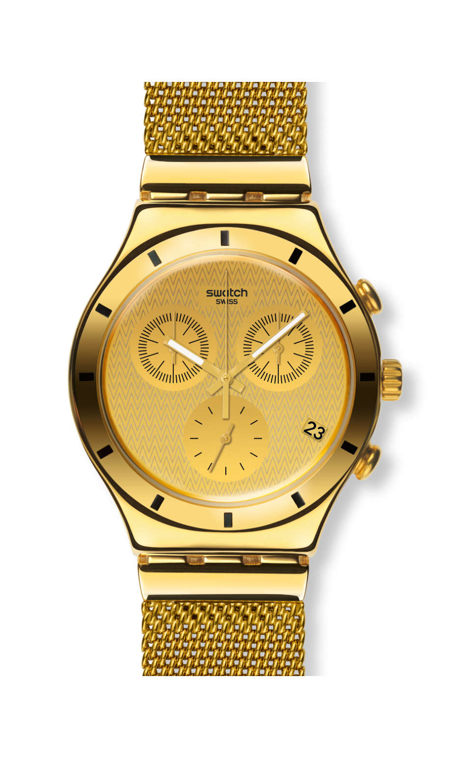 Swatch - GOLDEN COVER - 1