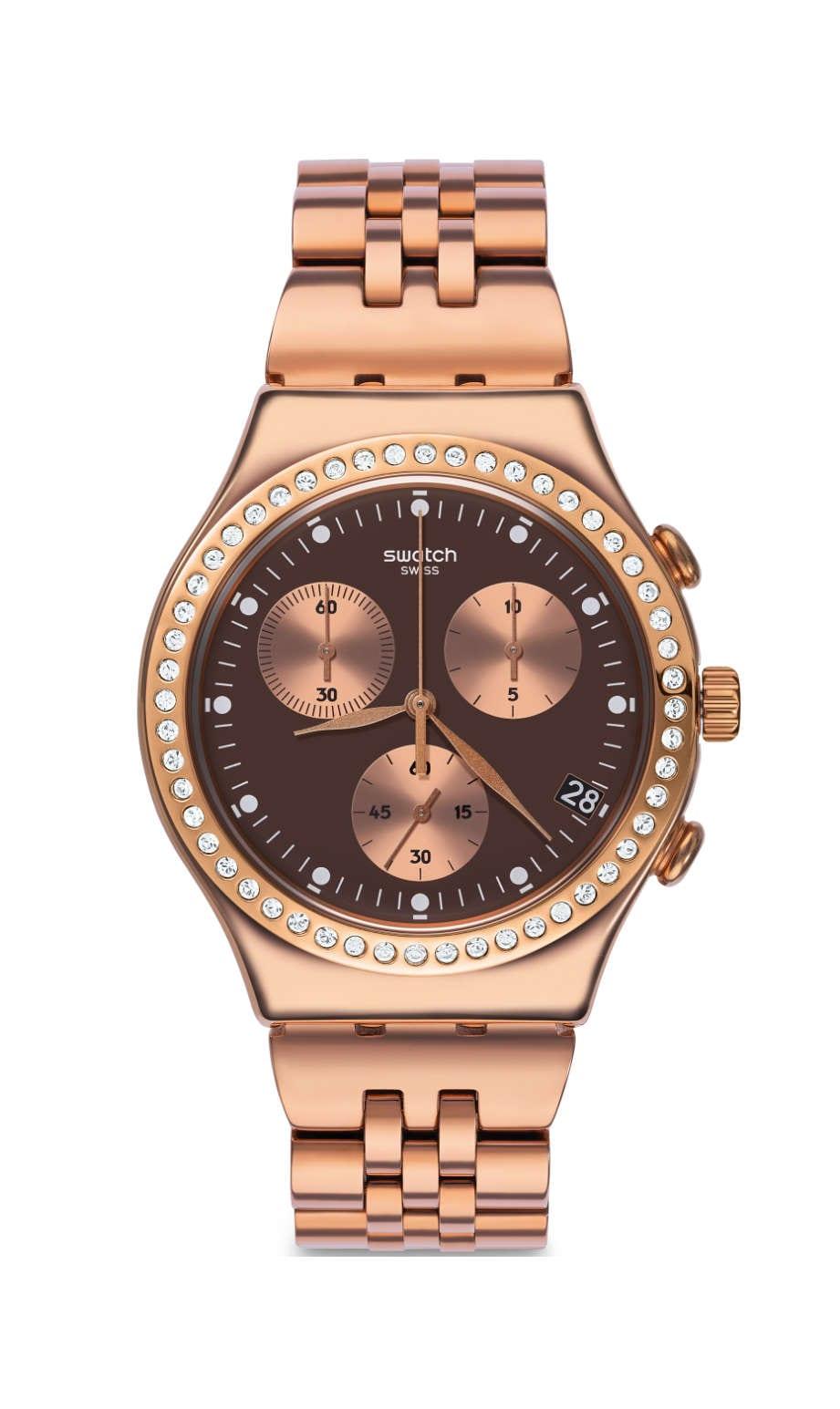 Swatch - PRECIOUS ROSE - 1