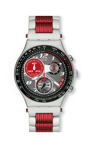 Часы swatch seiko irony