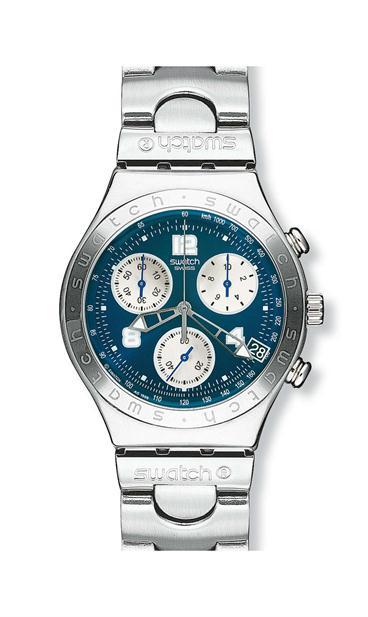 Часы swatch irony water