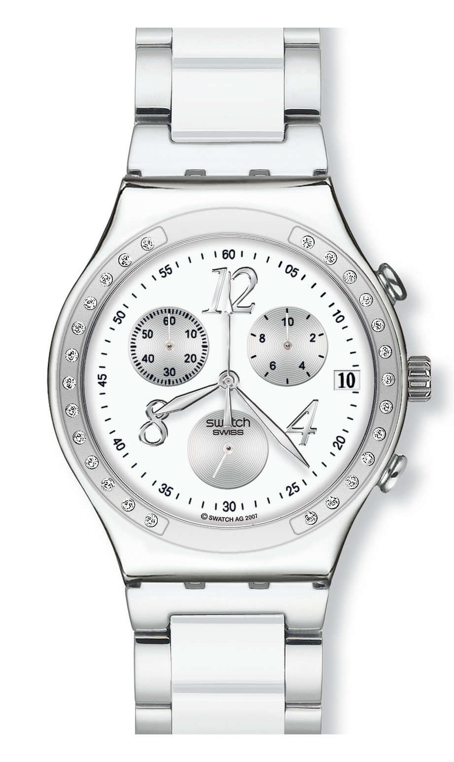 Swatch - DREAMWHITE - 1