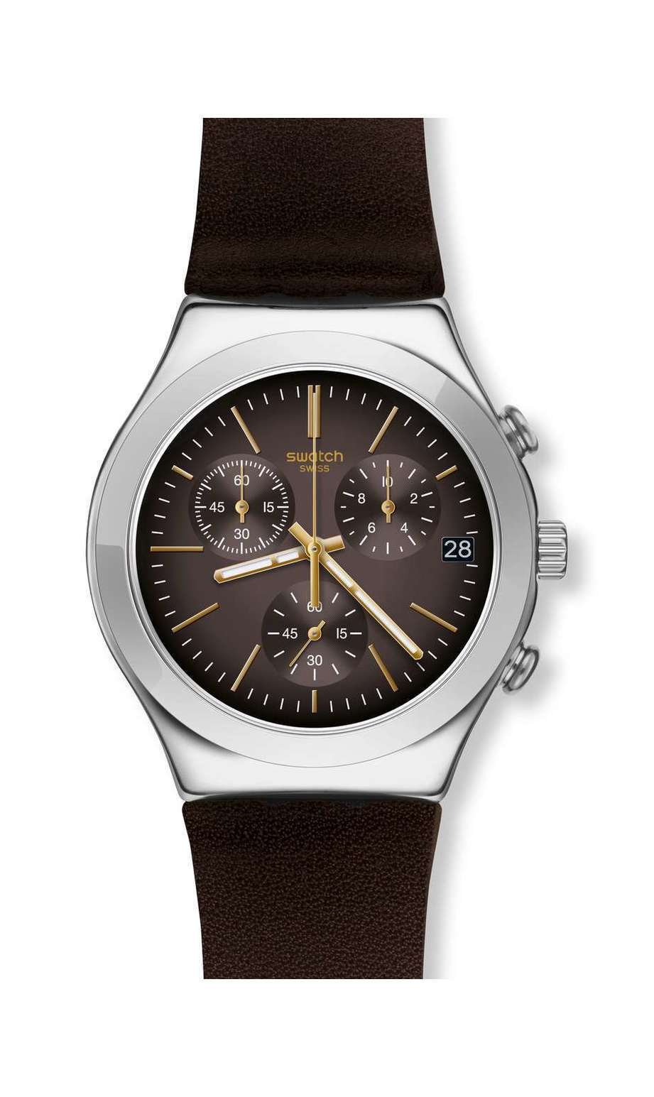Swatch - BROWNFLECT - 1