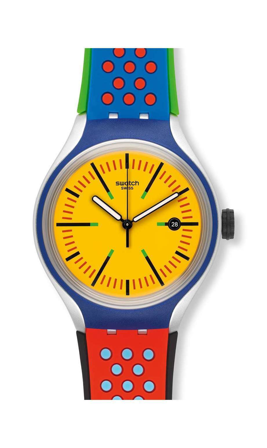 Swatch - AMARELHO - 1