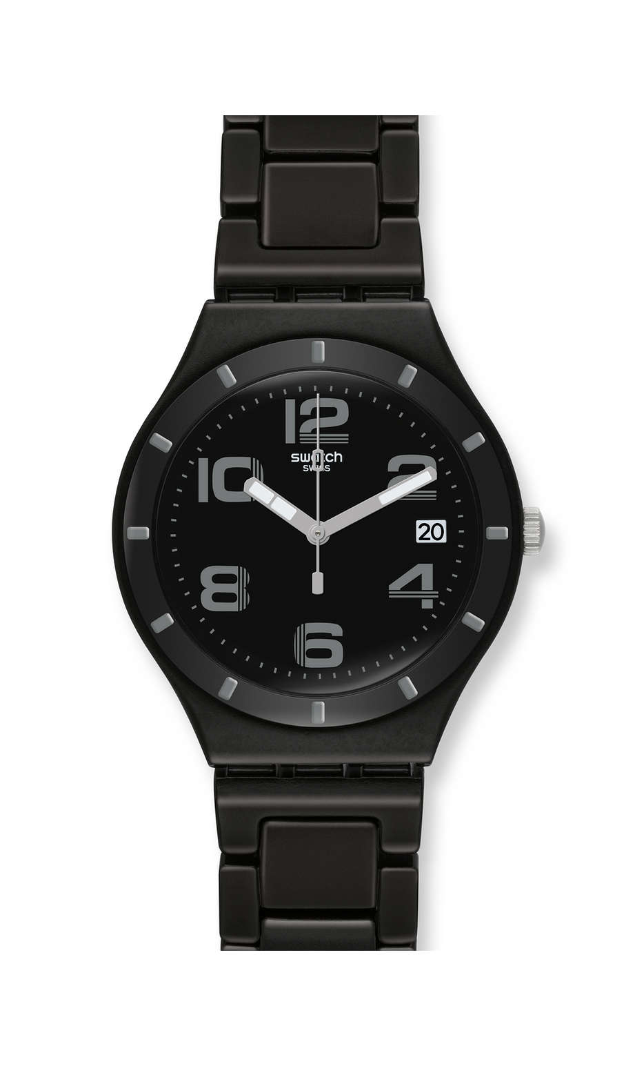 Swatch - ONLY BLACK - 1