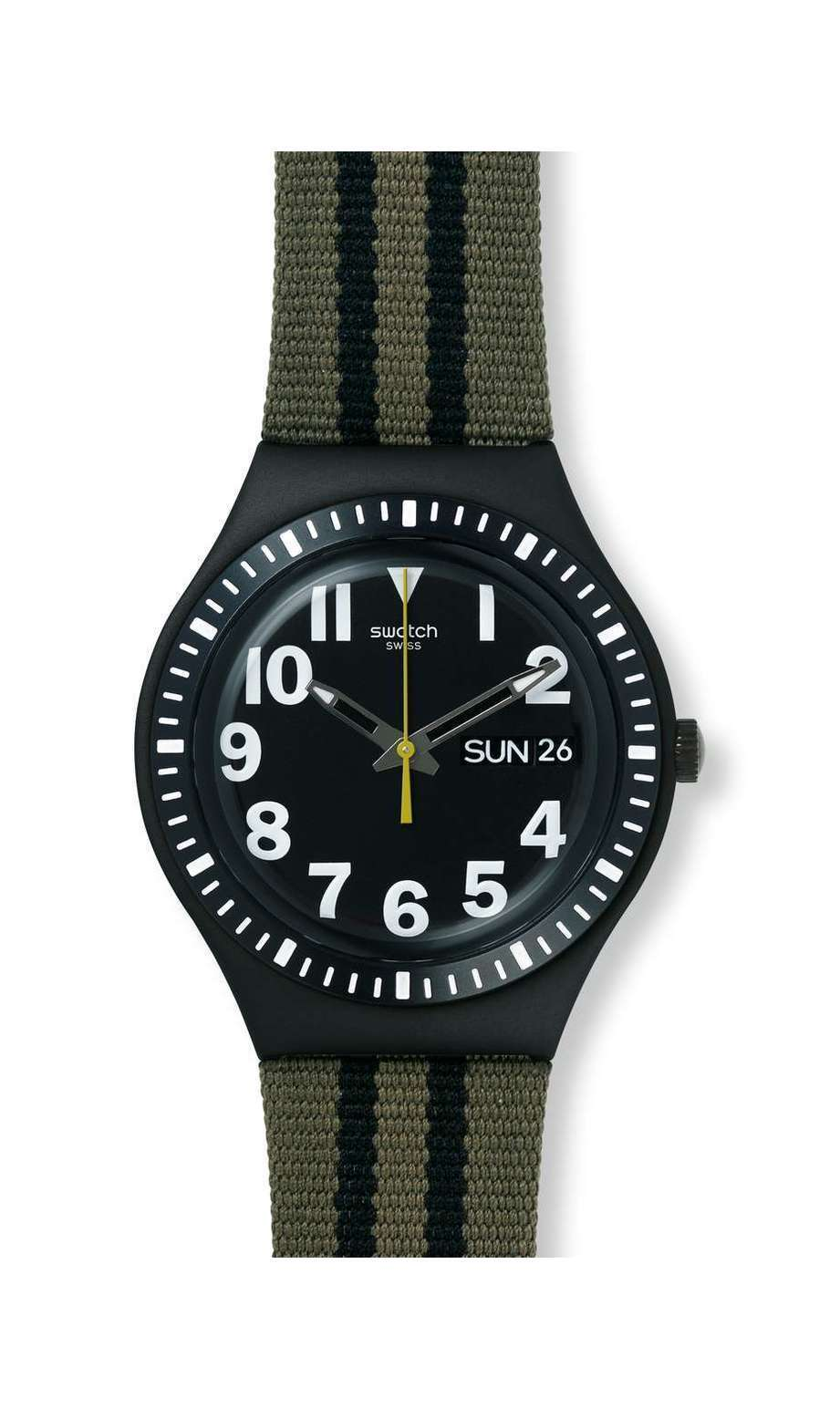 Swatch - THE CAPT - 1