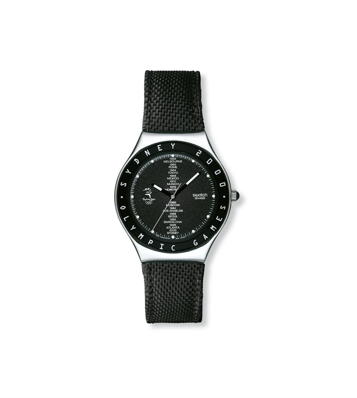 SWAGMEN BLACK - YGS113