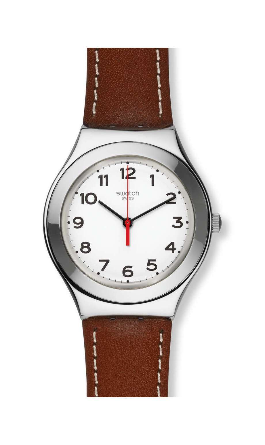 Swatch - STRICTLY SILVER - 1