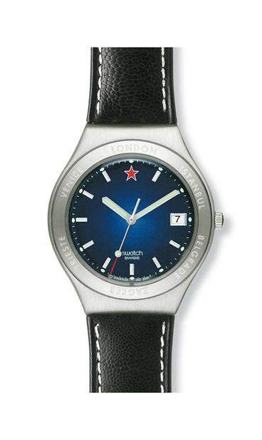 Часы женские Swatch James Bond 007 - avitoru