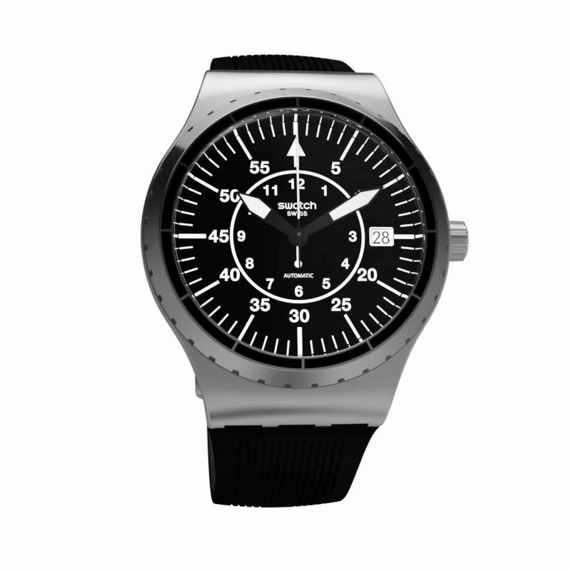 ff6cf8ed91770 Swatch® Portugal - Sistem51 (Ø 42 MM) SISTEM ARROW YIS403