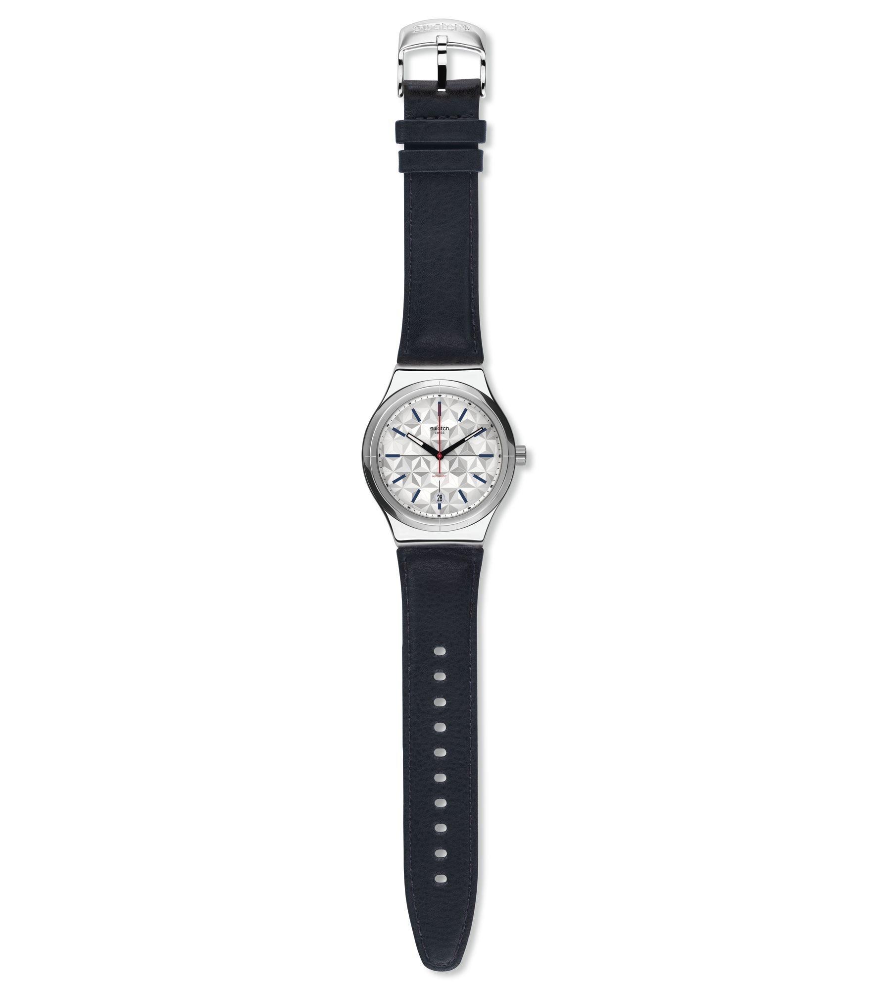 Swatch® 日本 - Sistem51 (Ø 42 MM) SISTEM PUZZLE YIS408