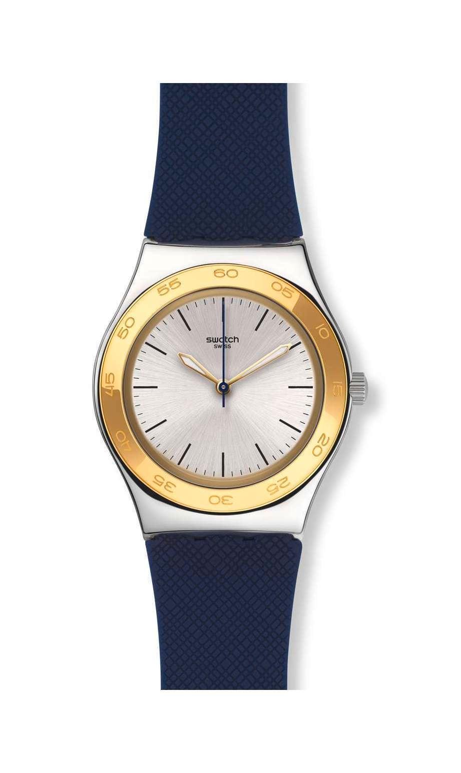 Swatch - BLUE PUSH - 1