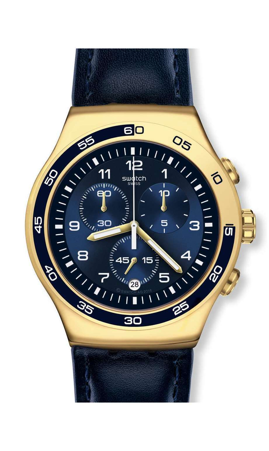 Swatch - GOLDEN YACHT - 1