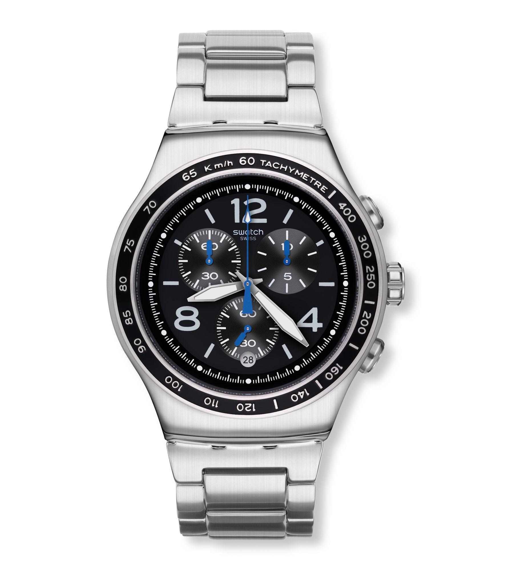 d3051dede98 Swatch® United Kingdom - Chrono (Ø 40 - 47 MM) THE MAGNIFICENT YOS456G