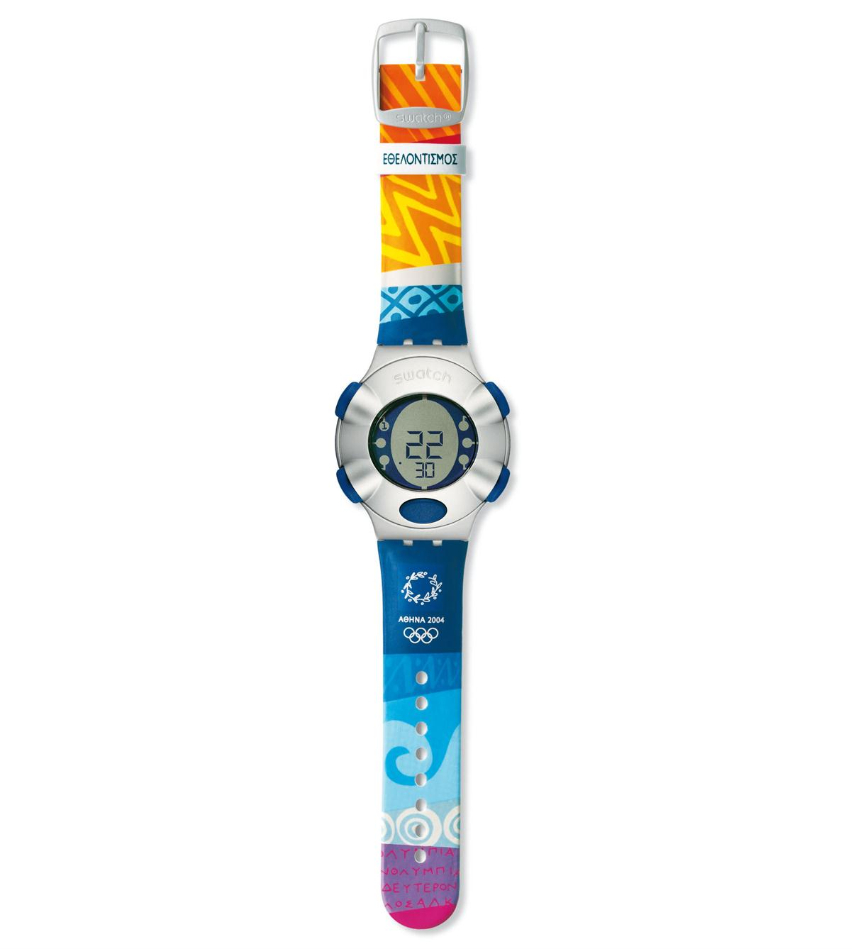 OLYMPIC VOLUNTEER WATCH - YQS1000D