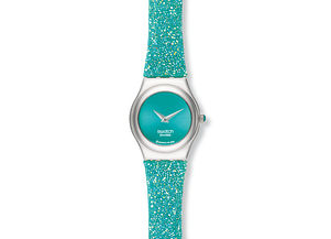 TURQUOISE GLIMMER