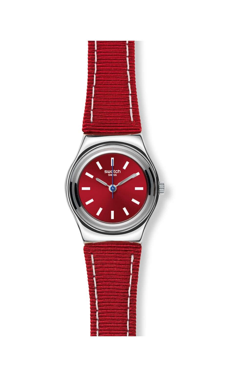 Swatch - RED STREET WRIST - 1
