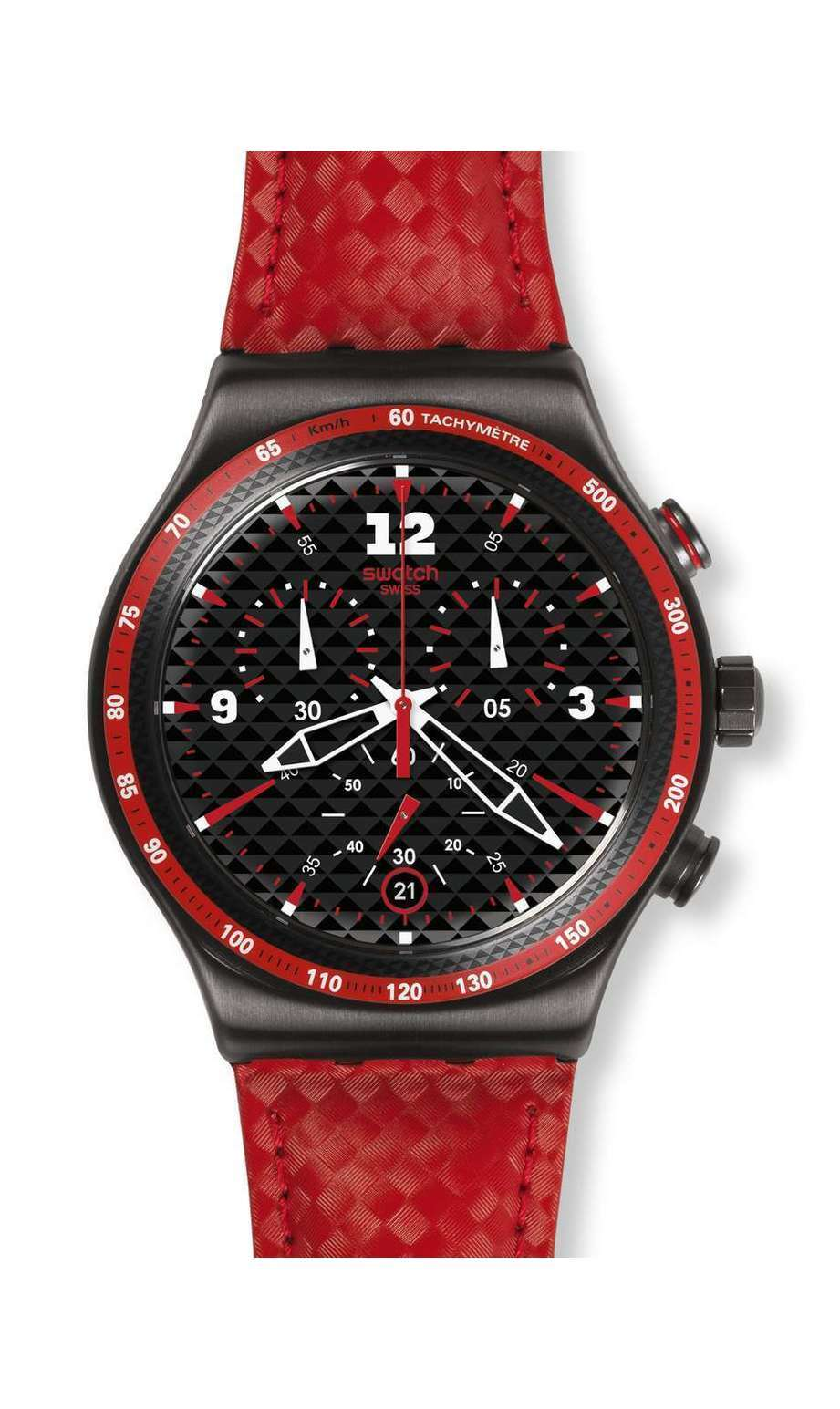 Swatch - ROSSO FUOCO - 1
