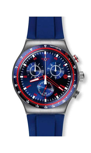swatch hookup yvs417 Hookup € 155,00 refyvs417 garanzia: garanzia cassa: ø43000 mm e:12670 mm h:49000 mm taglia:l colore:blu materiale:acciaio inox.