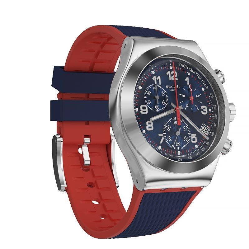 Swatch® United Kingdom - Chrono (Ø 40 - 47 MM) SECRET OPERATION YVS452 c84dccdcc21