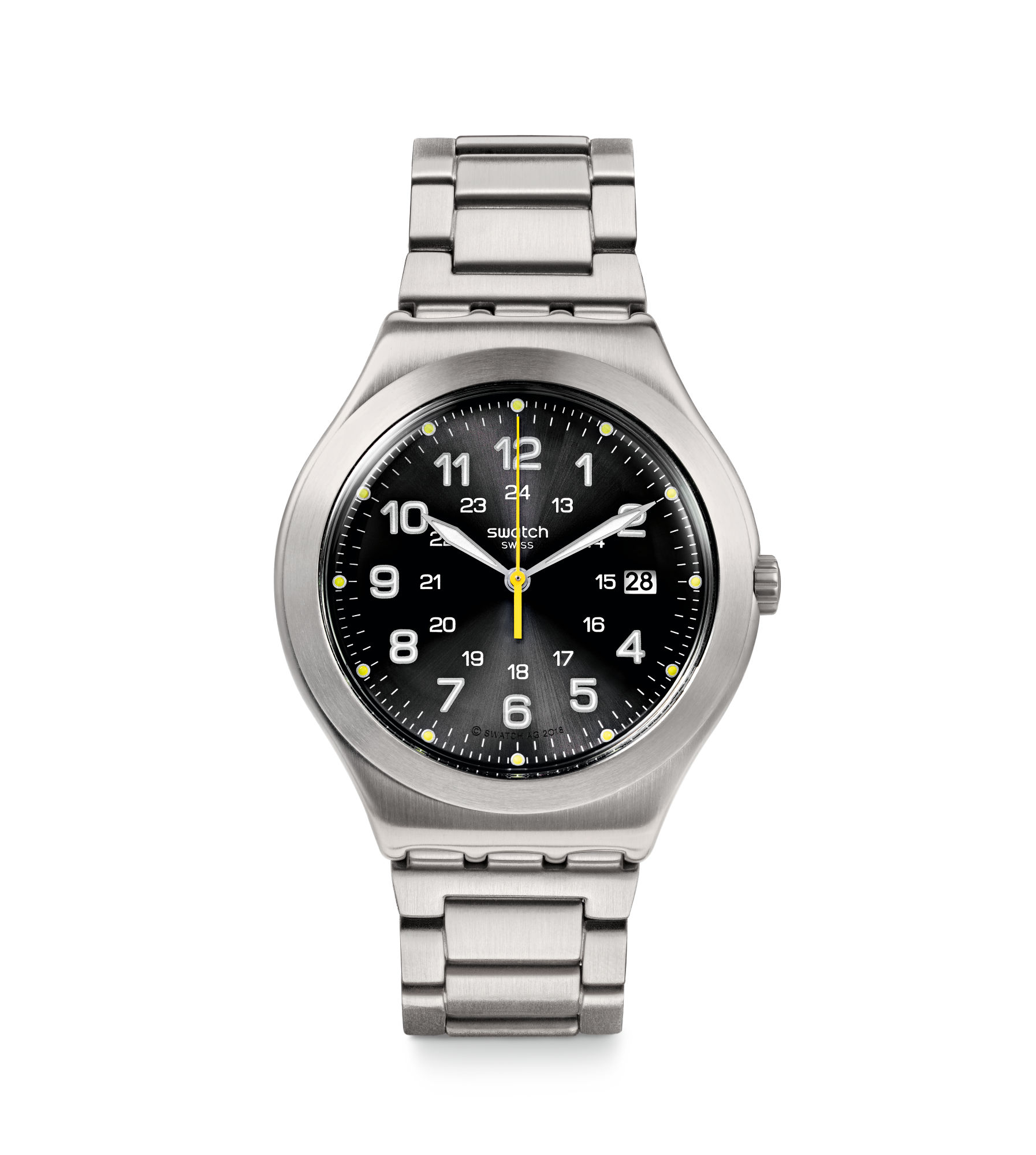 d31220411ff Swatch® Portugal - Big Classic (Ø 41 MM) HAPPY JOE LIME YWS439G