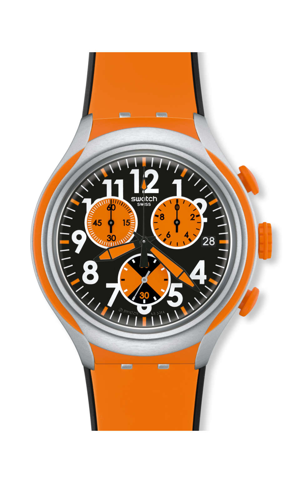 Swatch - FEEL STRONG - 1