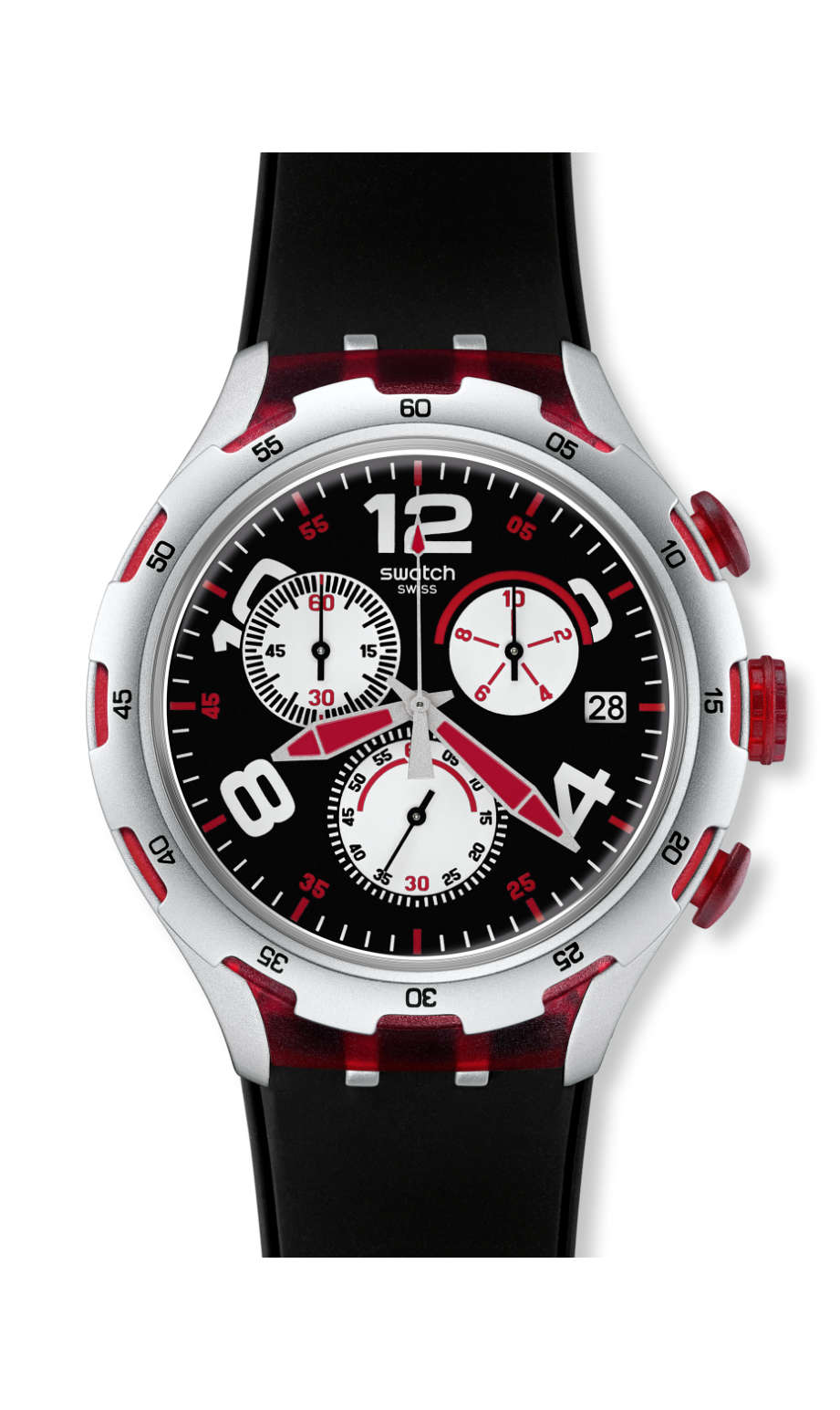 Swatch - RED WHEEL - 1