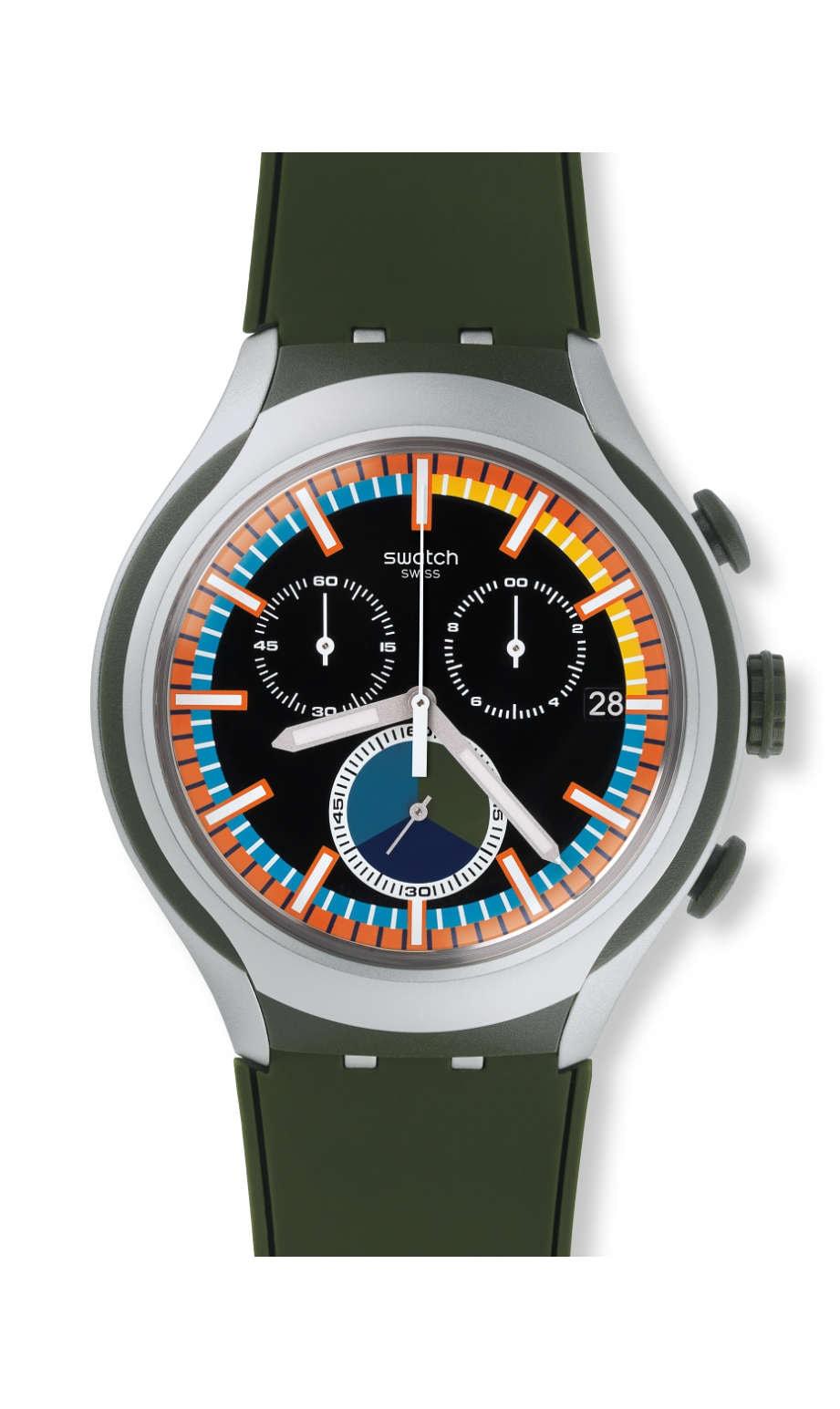 Swatch - MOSS - 1