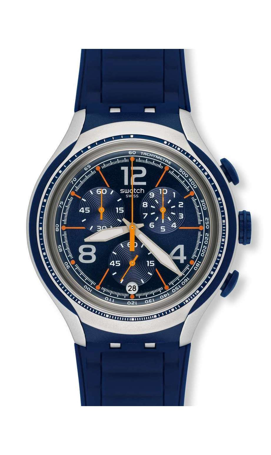 Swatch - BLUE FACE - 1