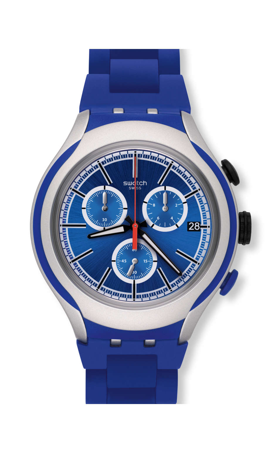 Swatch - BLUE ATTACK - 1