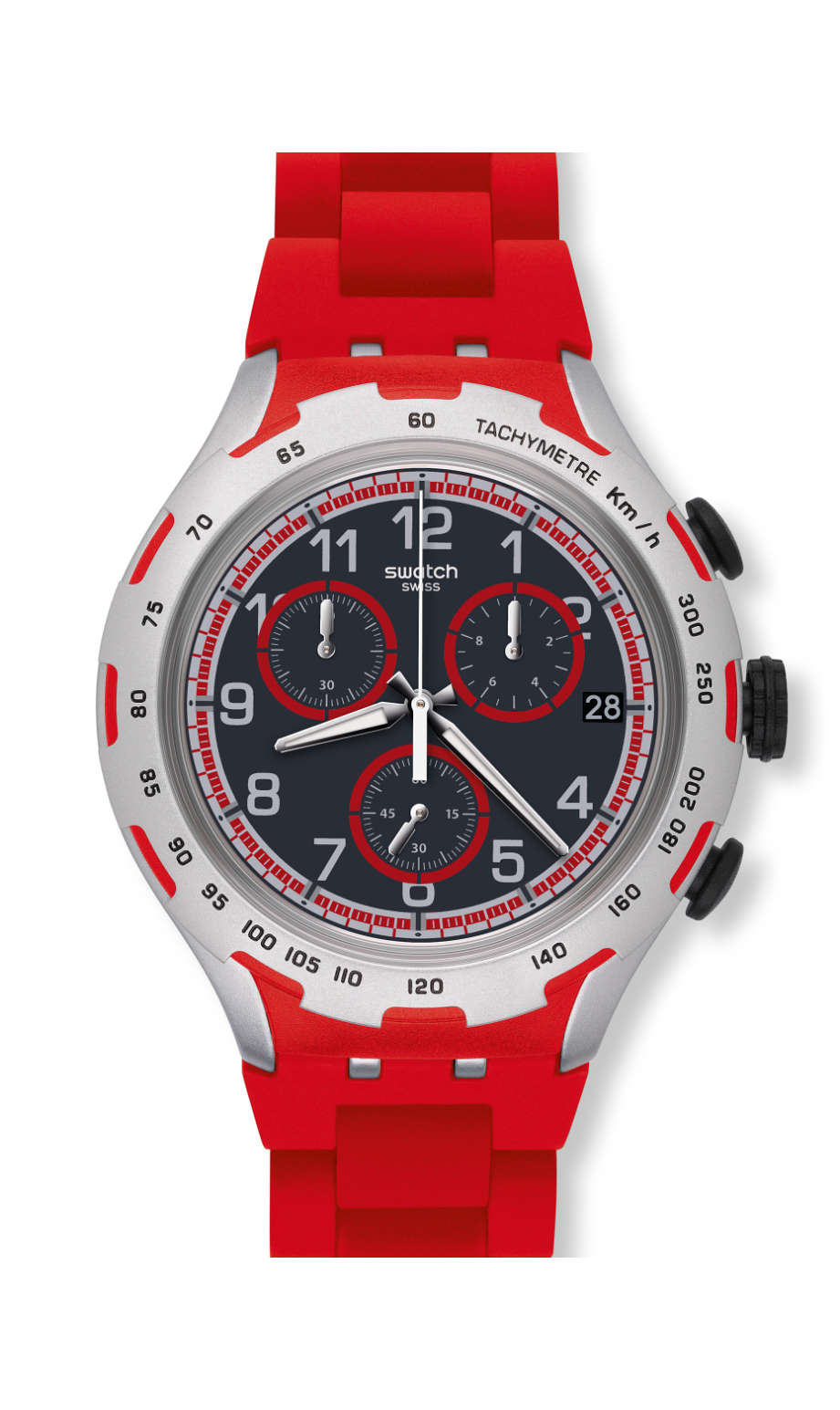 Swatch - RED ATTACK - 1