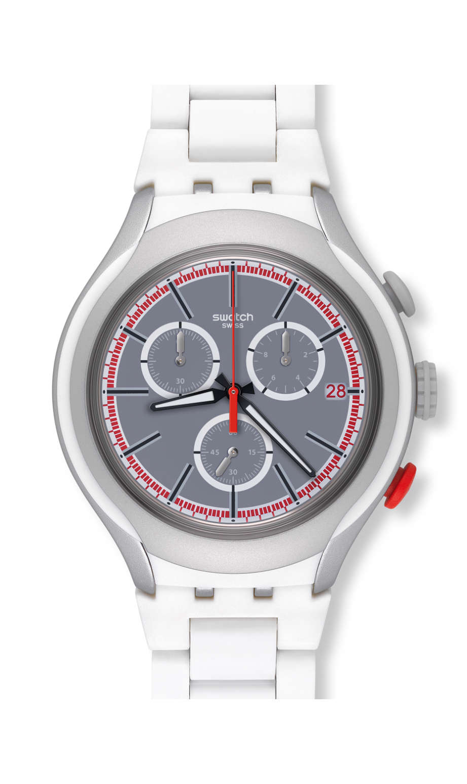 Swatch - WHITE ATTACK - 1